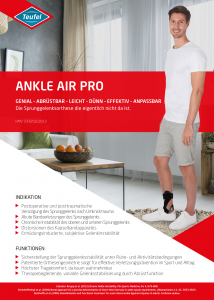 Flyer Ankle Air PRO p.1